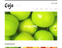 Quality Products WordPress Theme