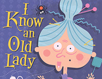Book Project: I Know an Old Lady