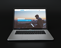 Technology Company Microsite