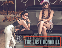 """The Last Roadkill"" Movie Poster"