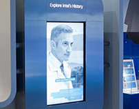 Intel Museum Interactive Exhibits