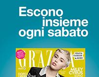 La Stampa + Grazia