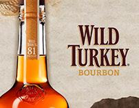 Evento Wild Turkey - Planejamento e criação
