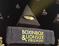 BOXINBOX & LIONSIZE & FRIENDS PARTY VOL.2