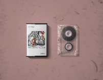 "Audio cassette cover per ""Bonbooze - Love Archetypes"""