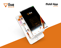 Mobil Arayüz Tasarımı l Mobil App UI Design