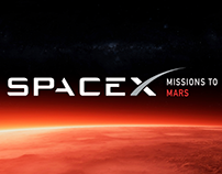 SpaceX Missions to Mars