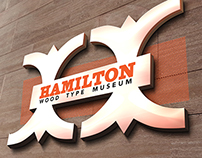 Hamilton Wood Type Brand Guide