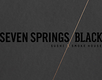 Seven Springs Black