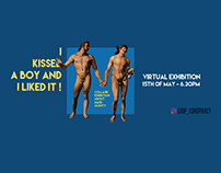 I Kissed A Boy And I Liked It ! The Virtual Exhibition
