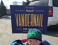 Vote Vandernail Campaign