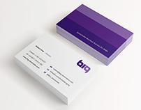 Big Associates - Identity Design - Ambigram