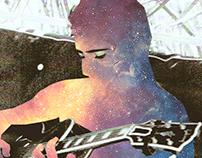 #Guitarrista galactico