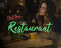 Next gen restaurant Brochure