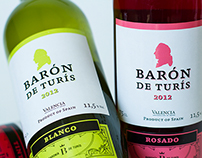Barón de Turis wines
