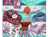 Endless Space 2 comic - Unfallen