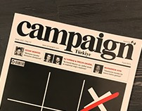 Campaign TR // December '17 Cover