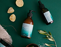 Atlas Apothecary — Brand identity & Packaging