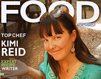 Cover Magazine for Food NW