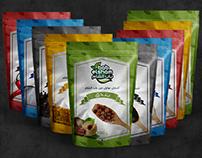 Bab El-Sham packaging