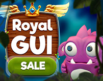 Royal GUI for SALE