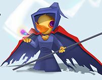 Bird Mage