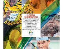 Suplemento Olimpiadas Río 2016 - Diario Perú21
