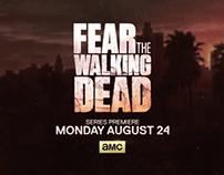 Fear the walking dead teaser.