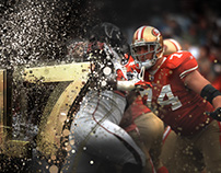 SAN FRANCISCO 49ERS OPEN DESIGN