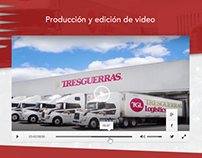 Video Corporativo | Tresguerras