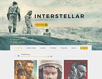 IMDb Landing Page