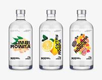 WIZERÓWKA — Bottle Label Typography
