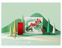 OPPO x SYPO    Gift Packaging Design