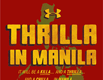 Under Armour x Muhammad Ali | Thrilla In Manila