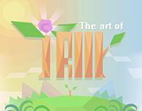 GAME ART - Triii