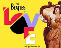 Cirque du Soleil | LOVE Beatles