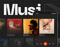 Musi — music streaming app