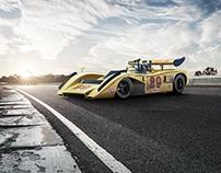 1974 McLaren Canam