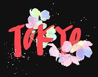 Tokyo Lettering