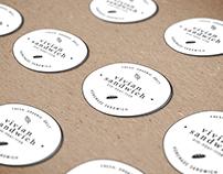 Vivian Sandwich | Branding