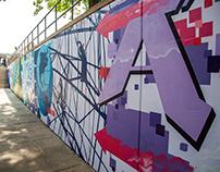 Avila University Mural