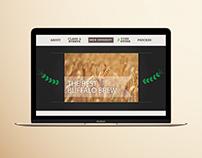Buffalo Brew School | Website Design