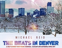 """""""The Beats in Denver"""" Book Cover"""