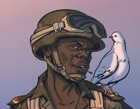Soldier Vs Dove