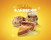 Holiday Bakeshop