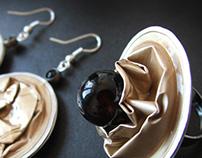 RESPRESSO / recycled nespresso jewellery
