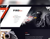 PIROLINE - Website