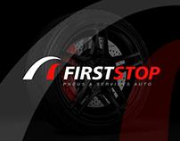 First Stop - Site vitrine