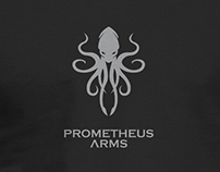 Prometheus Arms logo