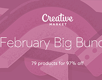 February Big Bundle